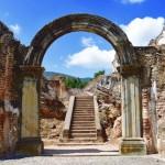 廃墟巡りでワクワクが止まらない@グアテマラの世界遺産の街・アンティグア