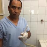 グアテマラは腸内洗浄のコストが日本の1/5らしいので、やってみた(アンティグア)