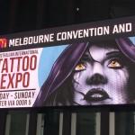 タトゥー入れようかな…。オーストラリアのタトゥーイベントで考えた