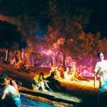 アドリア海の遺跡に野宿するオトナの音楽祭「Dimensions Festival」に参加してきた