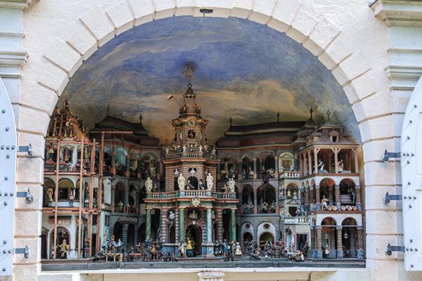 ヘンブルン宮殿 (8)
