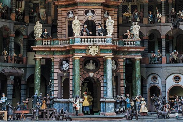 ヘンブルン宮殿 (7)