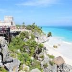 リゾートみたい!泳げるメキシコの世界遺産「トゥルム遺跡」に行ってきた