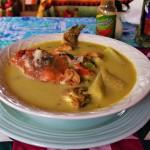 無形文化遺産を持つガリフナ族の名物料理「タパード」を食べてきた(グアテマラ)