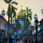 モスクがそびえるシンガポールの原宿「アラブストリート」に行ってきた