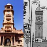 どう見てもワンピースのアラバスタ王国。インドのジョードプルで二度見したもの3つ