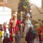雪の精も登場!1月に祝うウクライナのクリスマスを体験してきた