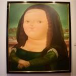 おデブちゃんの絵ばっかり展示するコロンビアのボテロ美術館に行ってきた