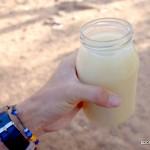 3度の飯より酒が好きな僕も、やや無理して飲んだギニアビサウの地酒3つ