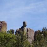 「おっぱい谷」のあるメキシコ・クリールの奇岩群で不謹慎な考えに陥る