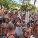 老若男女が半裸で大騒ぎ!イースター島の祭「タパティ・ラパヌイ」に参加してみた