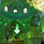 イラン・シーラーズの美しすぎる墓「エマームザーデイェ・アリー・エブネ・ハムゼ」に行ってきた