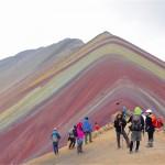 ペルーの絶景「レインボーマウンテン」で味わった地獄