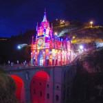 世界一美しい教会「ラスラハス教会」がはりきりすぎている件【コロンビア】