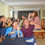 【朗報】南米ではエビでもタコ焼きパーティが成立することが判明