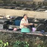 おばあさんは川で洗濯…ってなってる天然プールの実態【エルサルバドル】