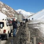 ロシアなど3か国の領土問題が入り乱れる「グルジア軍道」の渋滞レポ